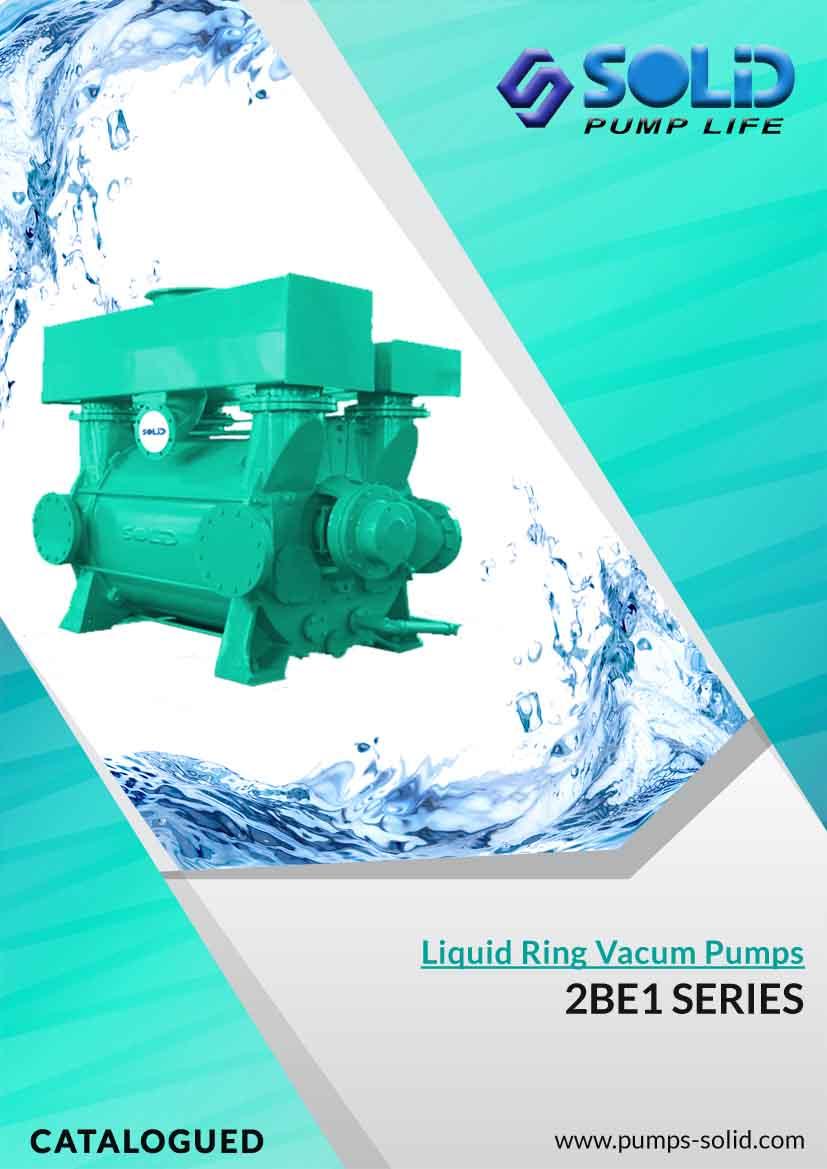 Liquid Ring Vacum Pumps