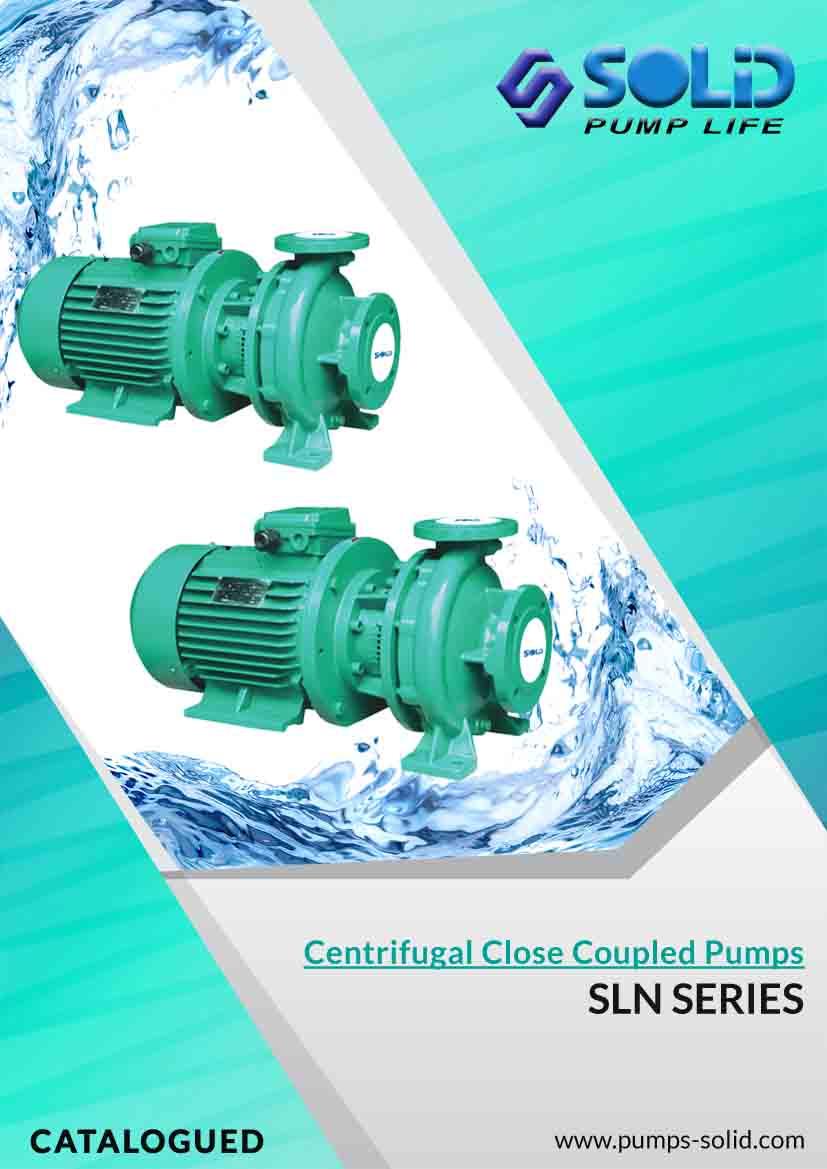 Centrifugal Close Coupled Pumps
