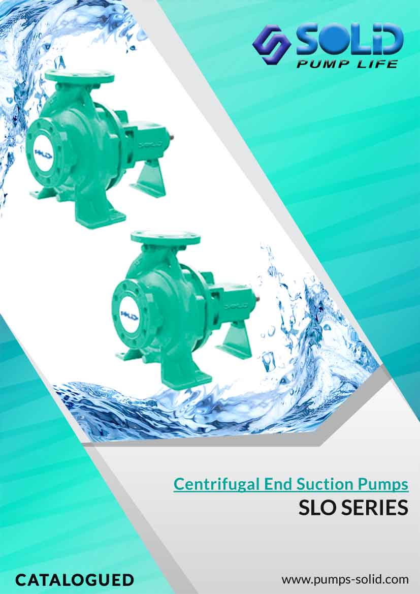 Centrifugal End Suction Pumps